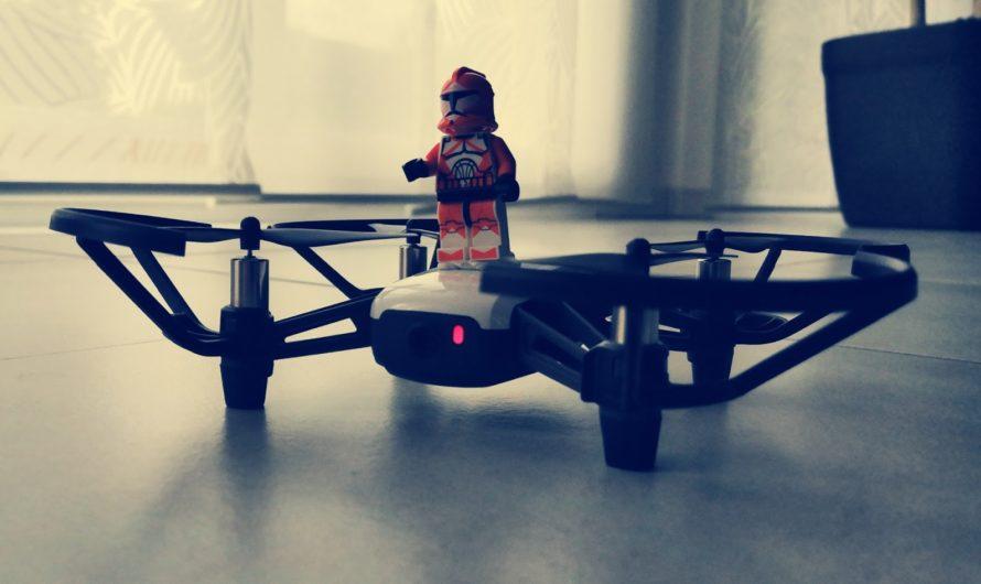 Télémétrie de vol d'un drone